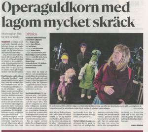 Recension Sundsvalls Tidning