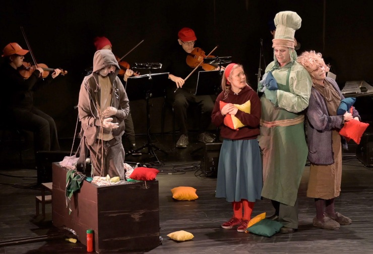 Operan Lilla Hon